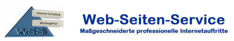 Banner Webseitenservice